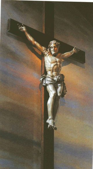 edward smyth crucifix