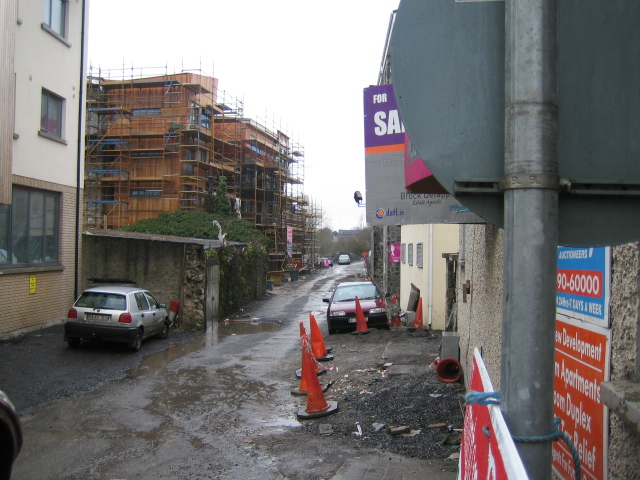 urban renewal mill lane 2