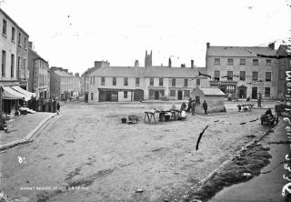 market sq  end 19th cent