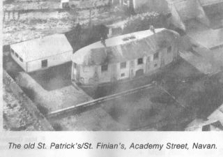st finian's study hall