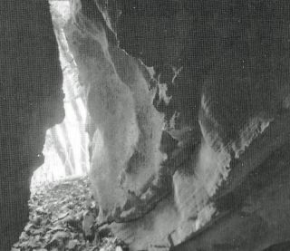 cave at donaghmore