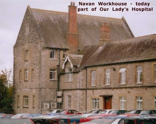navan hospital old worknouse