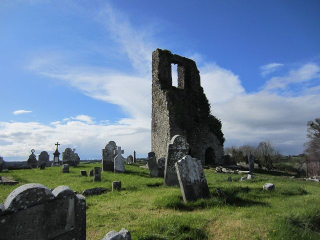 ardmulchan medieval church
