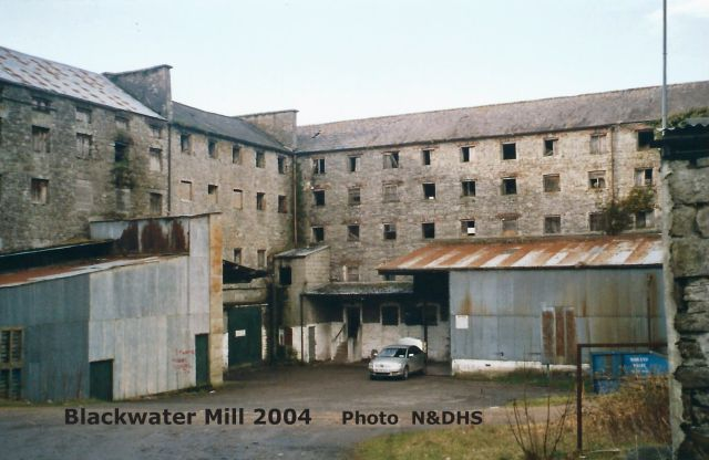 blackwater mill front view