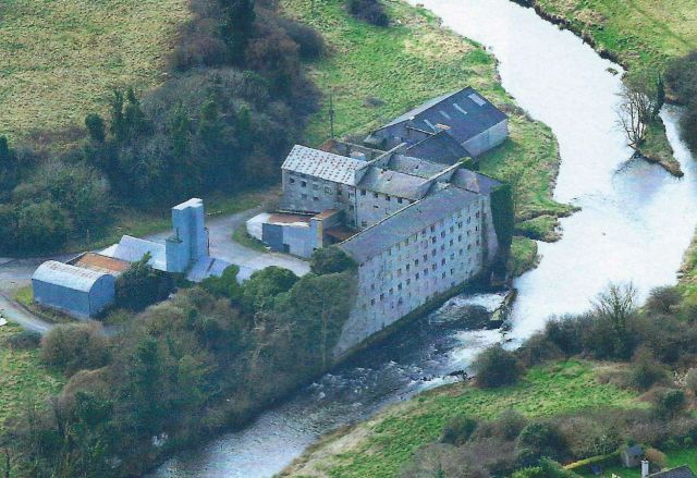 blackwater mill aerial