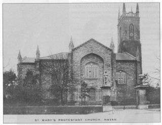 st mary's church of ireland
