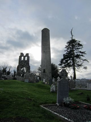 donaghmore monastic settlement