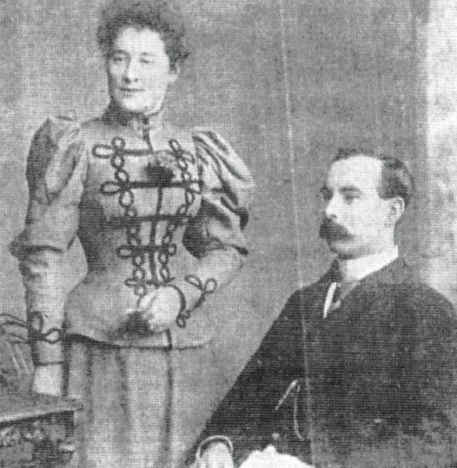 grace and thomas hodgett