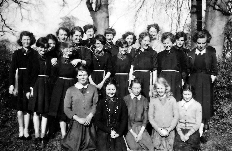 preston students 1950s