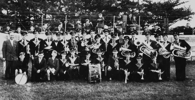 st mary's brass band