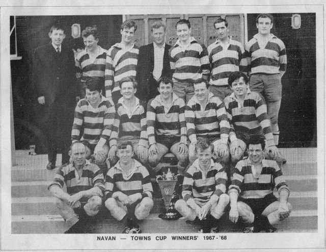 rugby team 1967