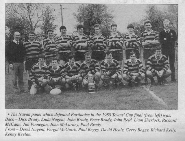 rugby 1988