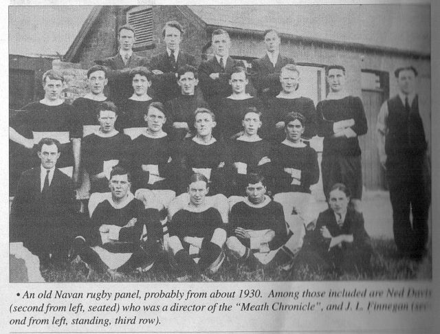 rugby c1930