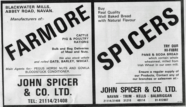 spicers ad