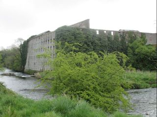 spicer's mill on the blackwater